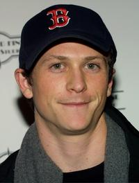 Jonathan Tucker at the