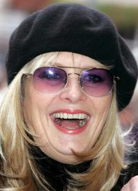Twiggy at the UK premiere of