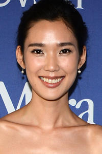 Tao Okamoto at the Women In Film's 2013 Crystal + Lucy Awards in Beverly Hills.
