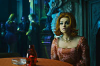 Helena Bonham Carter as Dr. Julia Hoffman in ``Dark Shadows.''