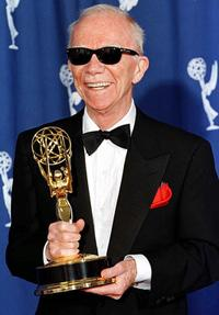 Ray Walston at the 48th Annual Primetime Emmy Awards.