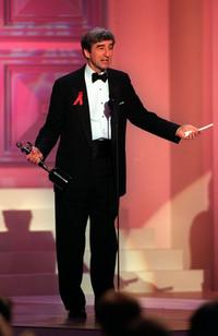 Sam Waterston at the Screen Actors Guild Awards.