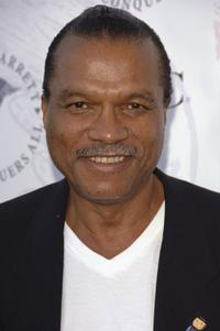Billy Dee Williams at the Launch of Cynthia Garrett and QVC's