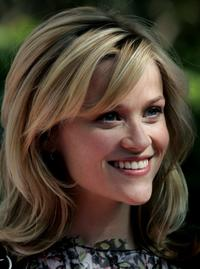 Reese Witherspoon at the Couture Cares: A Benefit for Breast Cancer.