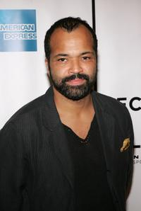 Jeffrey Wright at the premiere of