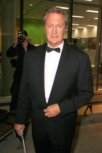 Bryan Brown at the official opening of new Australian Film Television and Radio (AFTRS) School.