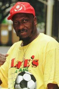 An Undated File Photo of Actor Jimmy Cliff.