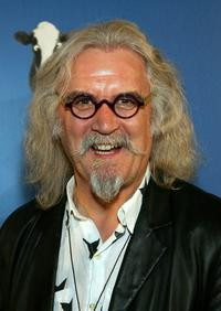 Billy Connolly at the premiere of