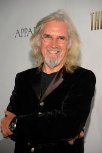 Billy Connolly at the California premiere of