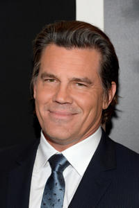 Josh Brolin at the New York premiere of
