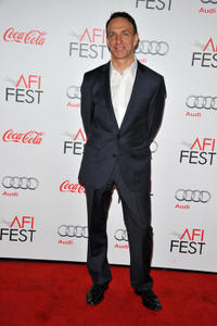 Mychael Danna at the premiere of