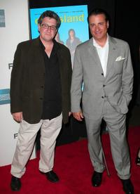 Raymond de Felitta and Andy Garcia at the Awards Wrap party during the 2009 Tribeca Film Festival.