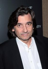 Griffin Dunne at a screening of