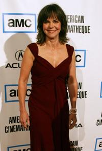 Sally Field at the 22nd Annual American Cinematheque Award presentation.