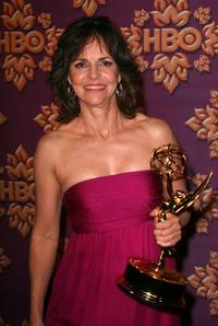 Sally Field at the HBO Emmy after party.