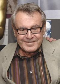 Milos Forman at the