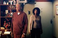 Morgan Freeman and Beverly Todd in
