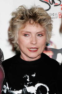 Deborah Harry at the launch of new musical