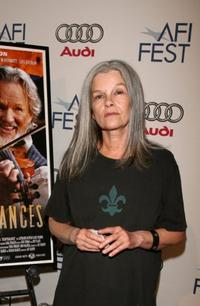 Genevieve Bujold at the screening of