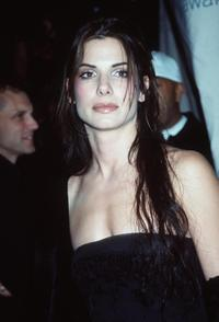 Sandra Bullock at the VH1 Fashion Awards.