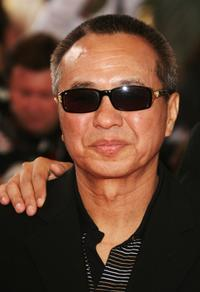 Chen Kaige at the premiere for the film