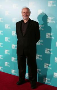 Ted Kotcheff at the Australian premiere of