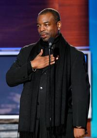 Levar Burton at the 9th annual Family Television Awards.