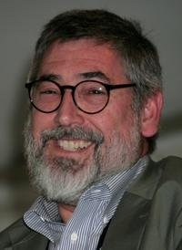 John Landis at the 13th Annual Los Angeles Times Festival of Books.