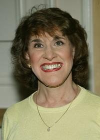 Ruth Buzzi at the Pacific Pioneer Broadcasters luncheon honoring actress Joanne Worley.