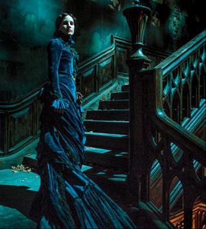 News Briefs: Gothic Jessica Chastain in 'Crimson Peak;' Jonah Hill and James Franco in 'True Story' Trailer