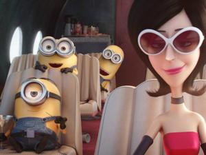 News Briefs: New 'Minions' Images; Sundance Festival Winners