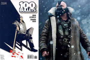Tom Hardy to Give Out '100 Bullets' In New Comic Book Movie