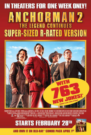 Celebrate the Rerelease of 'Anchorman 2' with This Exclusive Clip