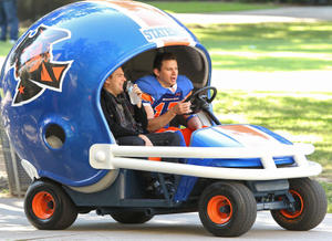 Channing Tatum and Jonah Hill Go to College in '22 Jump Street' Trailer