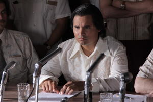 Exclusive: Michael Peña Stands Up for Justice in 'Cesar Chávez' Trailer Premiere