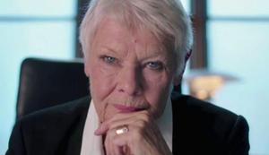 Judi Dench Spoofs James Bond in 'Philomena' MPAA Sketch