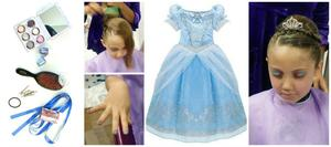 Fun and Affordable Little Princess Makeover