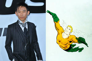 James Wan Says the 'Aquaman' Movie Will Show the Badass Side of the DC Superhero