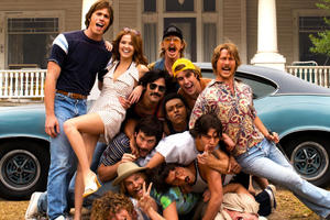 Exclusive: 'Everybody Wants Some!!' Cast Explains Their '80s Crash Education