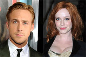 Ryan Gosling to Make Directorial Debut with Film Starring Christina Hendricks