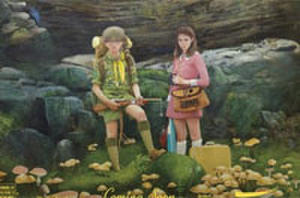 Poster: Wes Anderson's 'Moonrise Kingdom' Journeys into the Woods