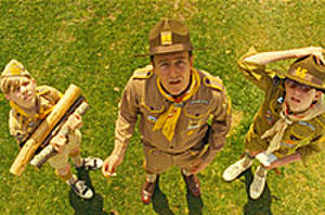 Exclusive: Go Behind the Scenes of 'Moonrise Kingdom' with Edward Norton