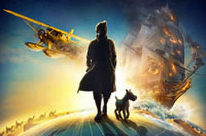 Poster Watch: Steven Spielberg's 'The Adventures of Tintin: The Secret of the Unicorn'