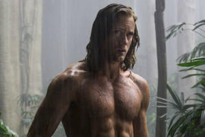 News Briefs: First Look at Alexander Skarsgard in 'The Legend of Tarzan'