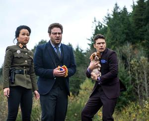 Check out all the movie photos of 'The Interview'