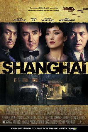 """Poster art for """"Shanghai"""""""