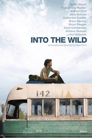 "Poster art for ""Into the Wild."""