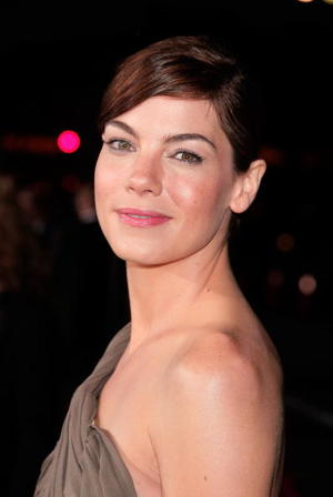"""""""Gone Baby Gone"""" star Michelle Monaghan at the L.A. premiere."""