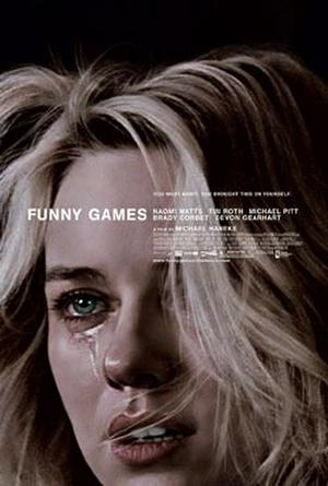 """Poster art for """"Funny Games."""""""