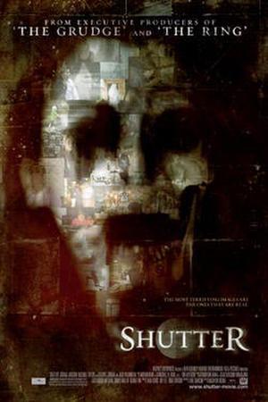 """Poster art for """"Shutter."""""""